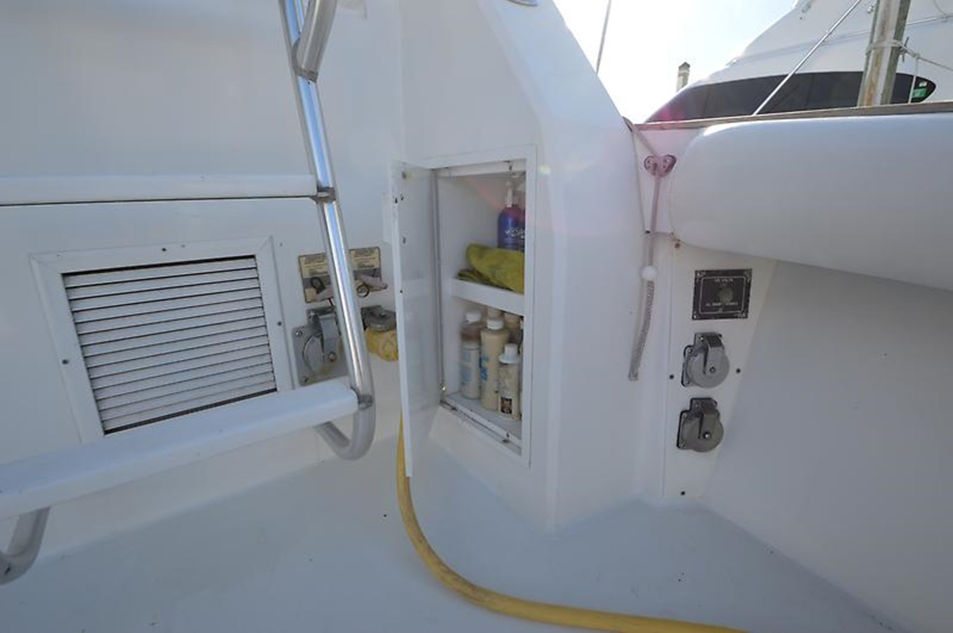 50 Amp Shore Power Connection - 45 VIKING For Sale