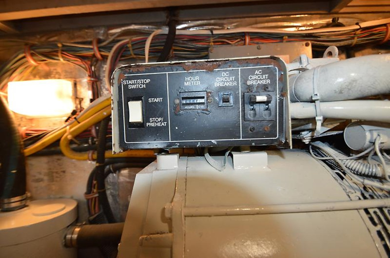 Hour Meter - 45 VIKING For Sale