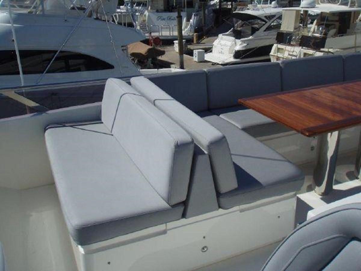 60 Princess Flybridge Seating - 60 PRINCESS YACHTS For Sale