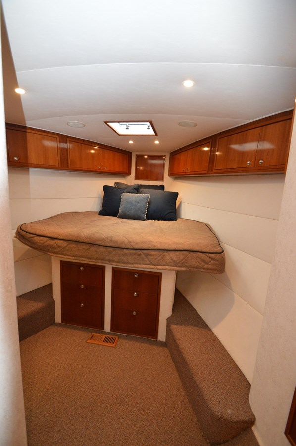 53 Capps Fwd Berth - 53 CAPPS BOATWORKS, INC. For Sale