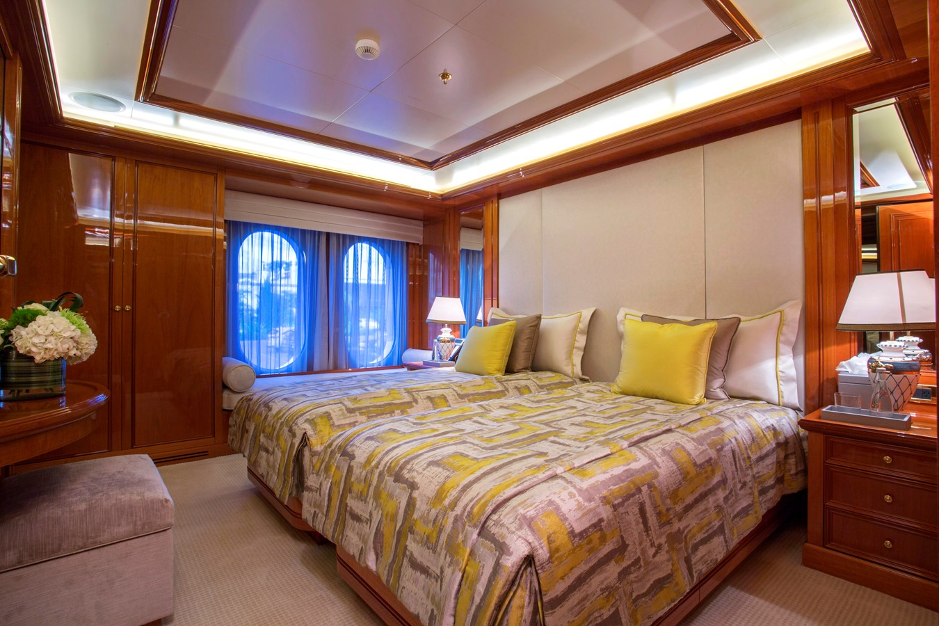 Main Deck, Starboard Stateroom - aft - 214 CODECASA For Sale