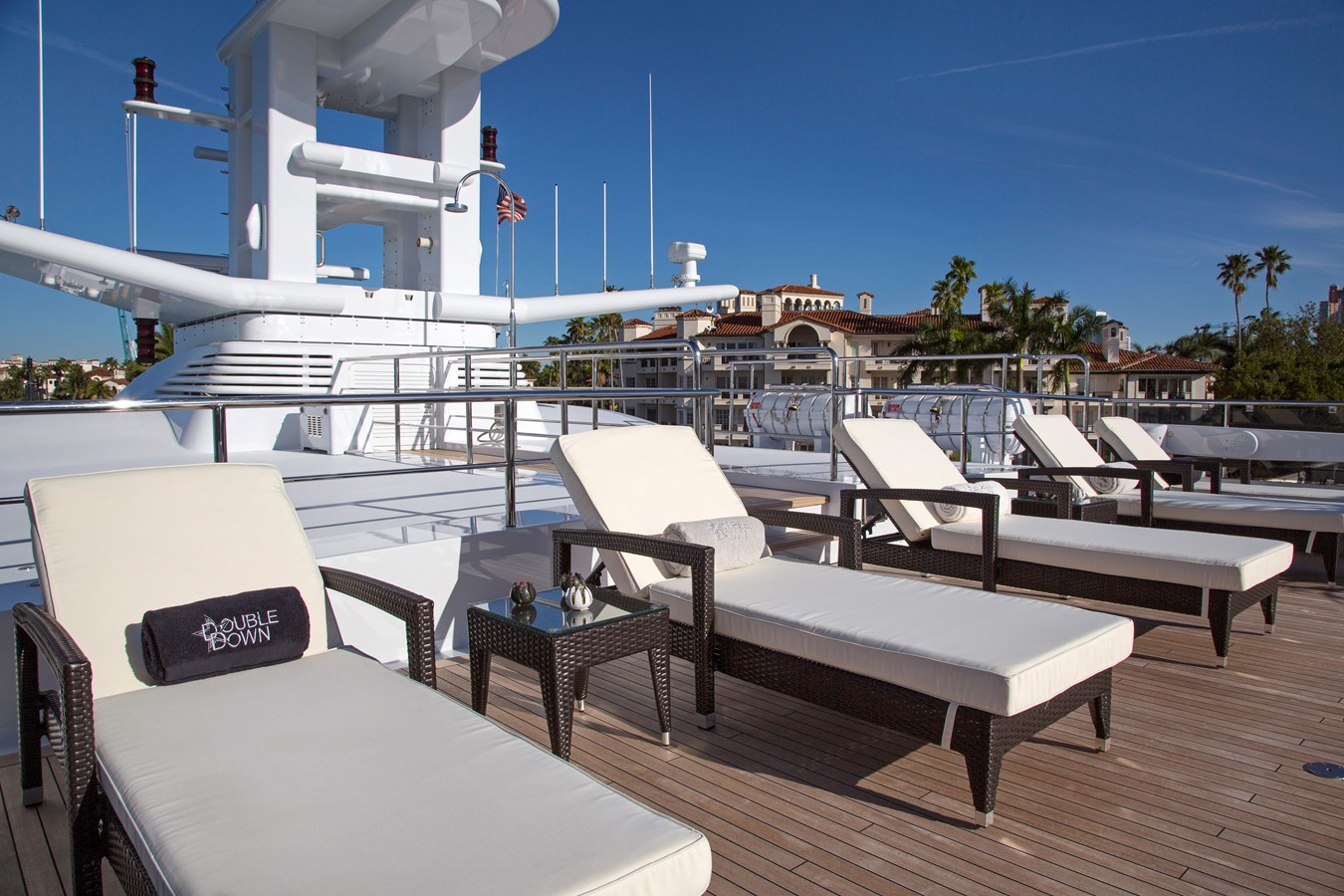 Forth Deck, Sun Deck - 214 CODECASA For Sale