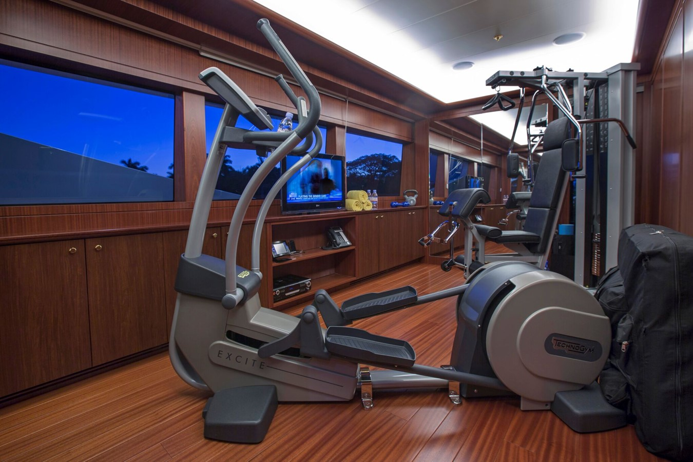 Third Deck, Gym - 214 CODECASA For Sale