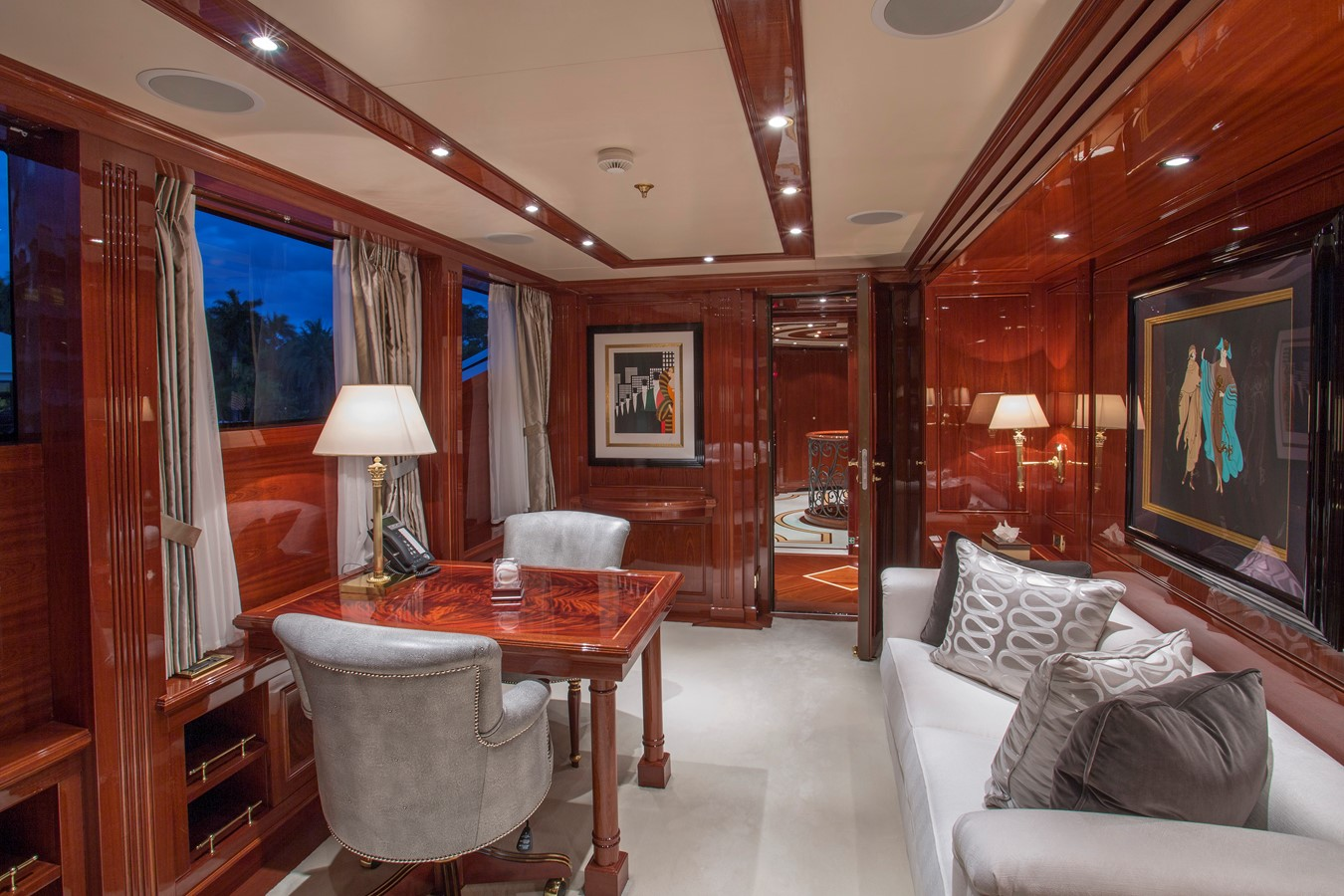 Master Stateroom Office - 214 CODECASA For Sale