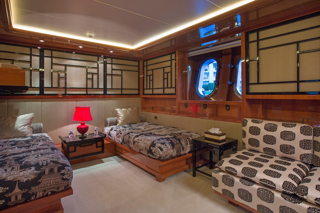 Lower Deck, Starboard Forward - 214 CODECASA For Sale
