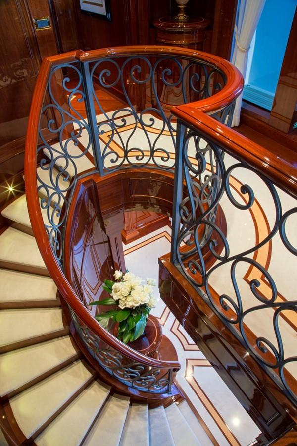 Main Deck Foyer - 214 CODECASA For Sale