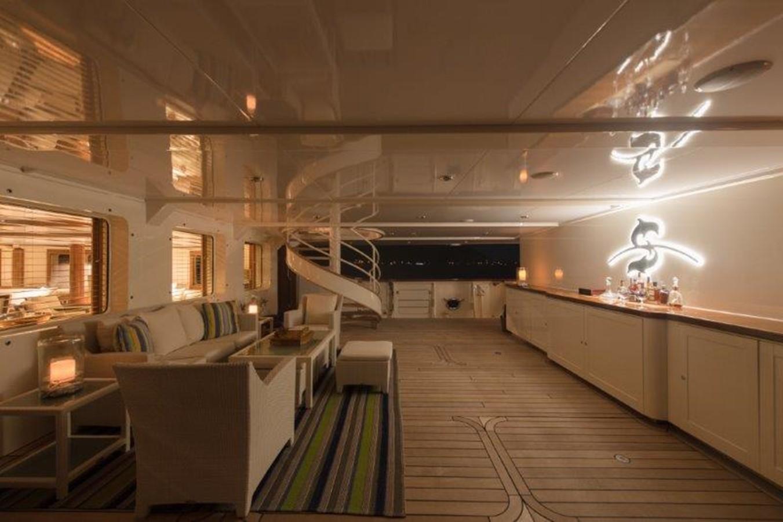 Main deck outside lounge - 193 SCHEEPSWERF SMIT For Sale