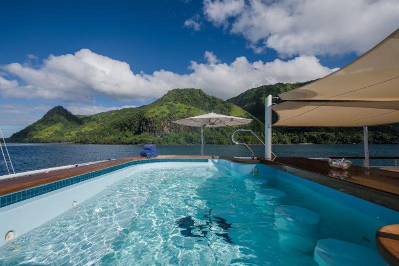 Bridge deck lap pool - 193 SCHEEPSWERF SMIT For Sale