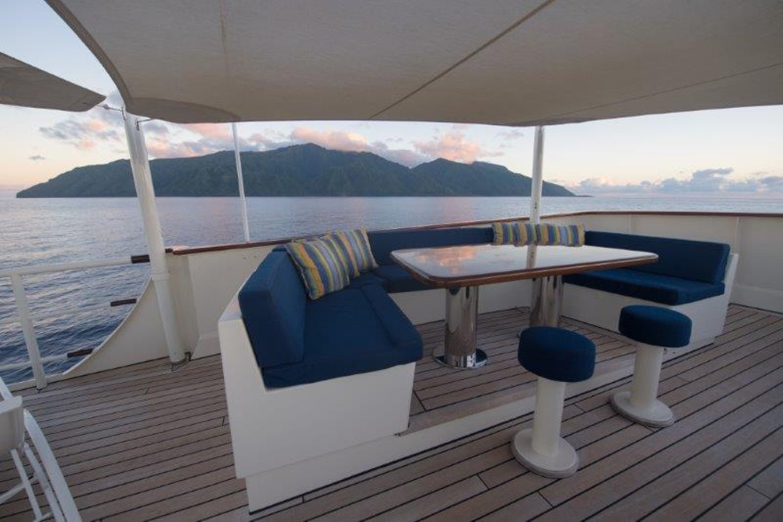 Flybridge seating - 193 SCHEEPSWERF SMIT For Sale
