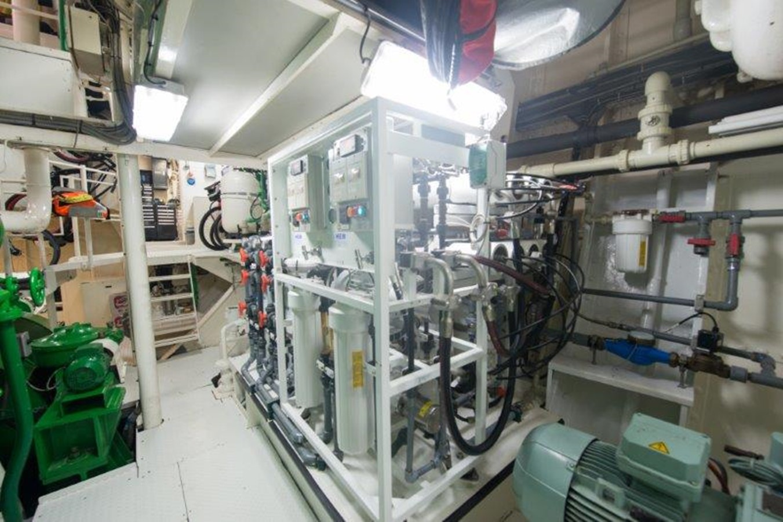 Engine room, watermakers - 193 SCHEEPSWERF SMIT For Sale