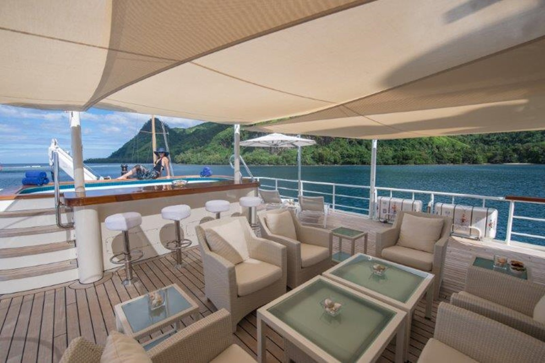 Bridge deck aft - 193 SCHEEPSWERF SMIT For Sale