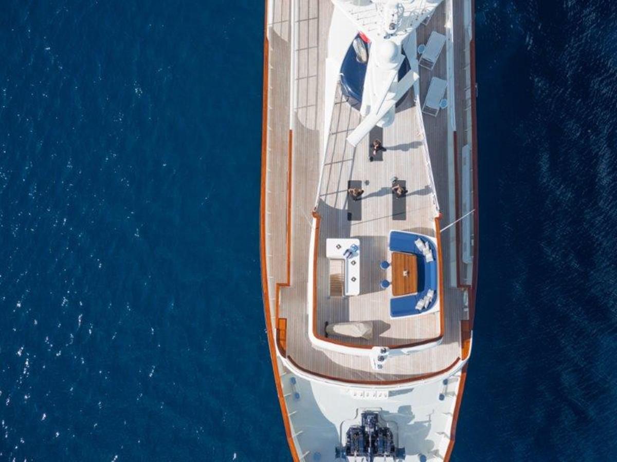 Sun deck - 193 SCHEEPSWERF SMIT For Sale