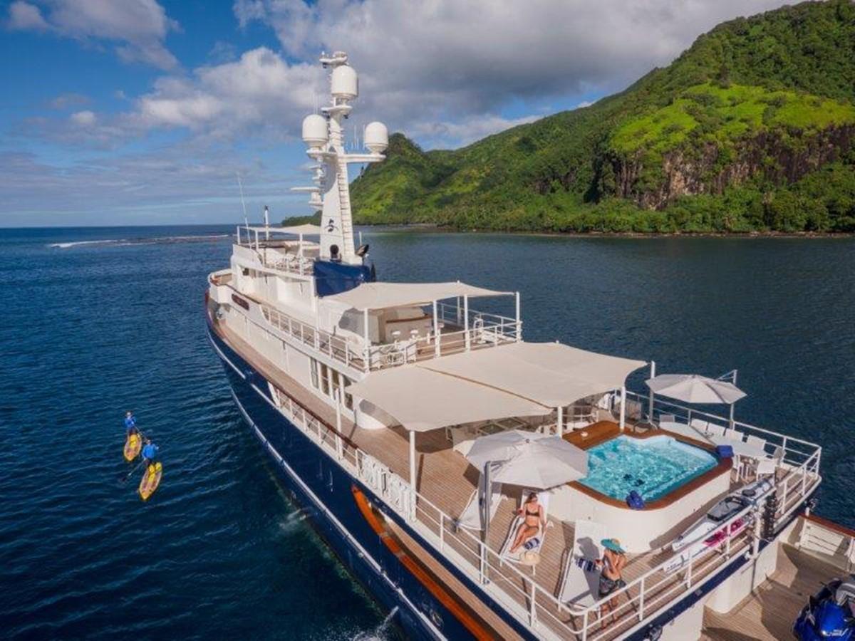 Profile stern decks - 193 SCHEEPSWERF SMIT For Sale