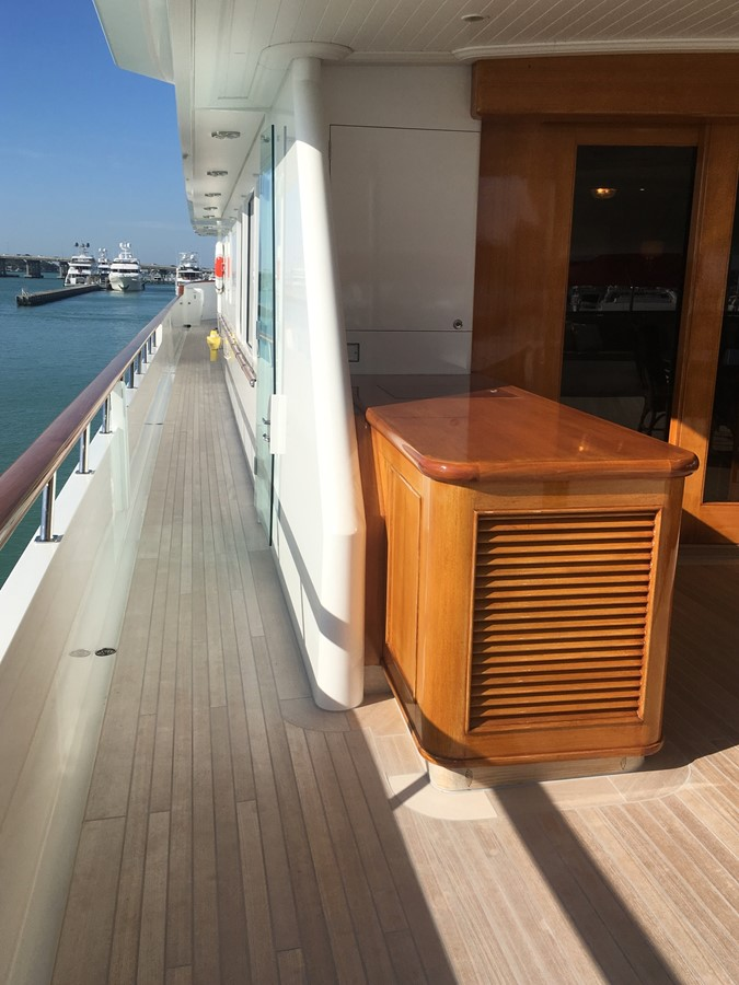 Side Deck - 170 FEADSHIP For Sale
