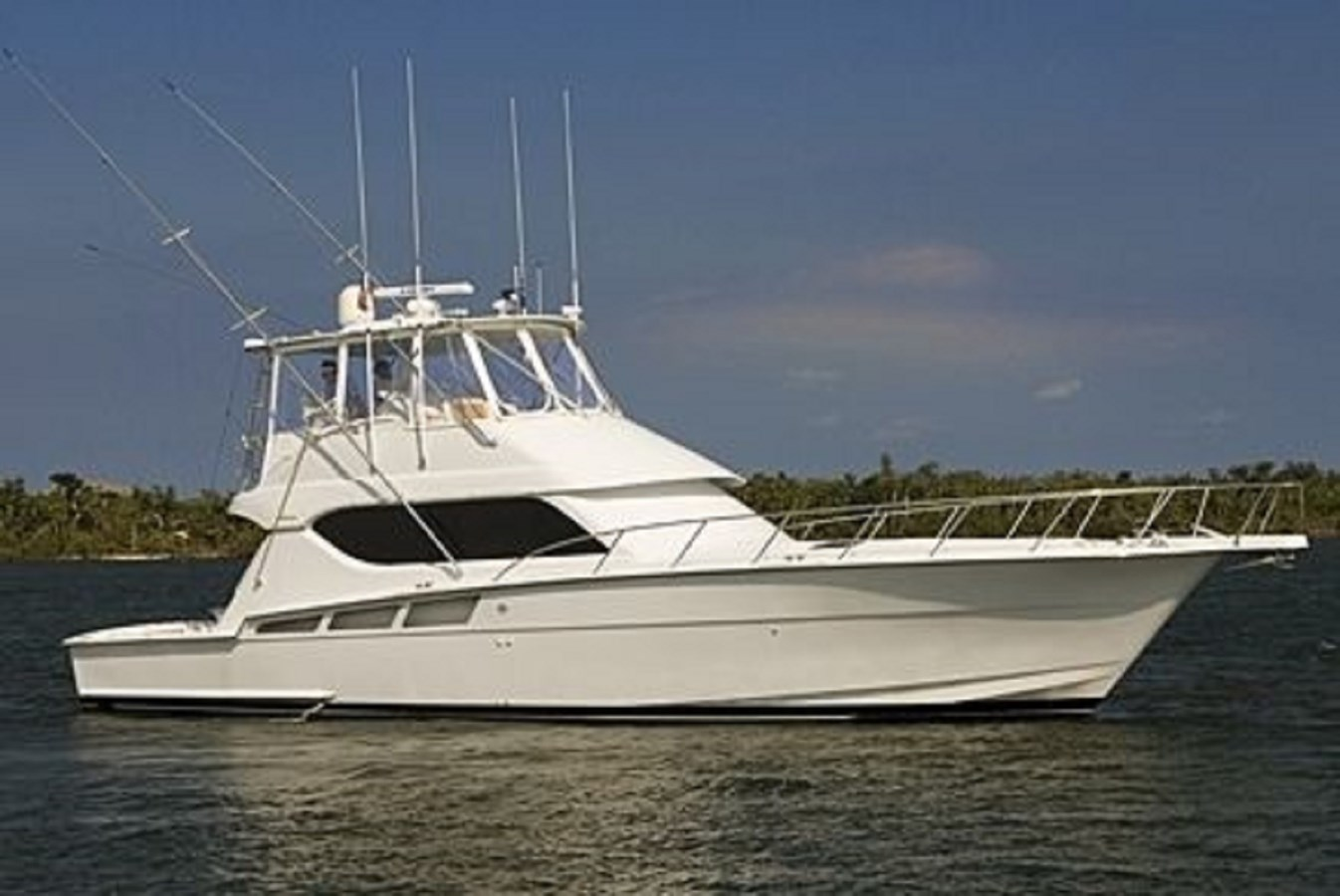 55 Hatteras 2000 - 55 HATTERAS For Sale