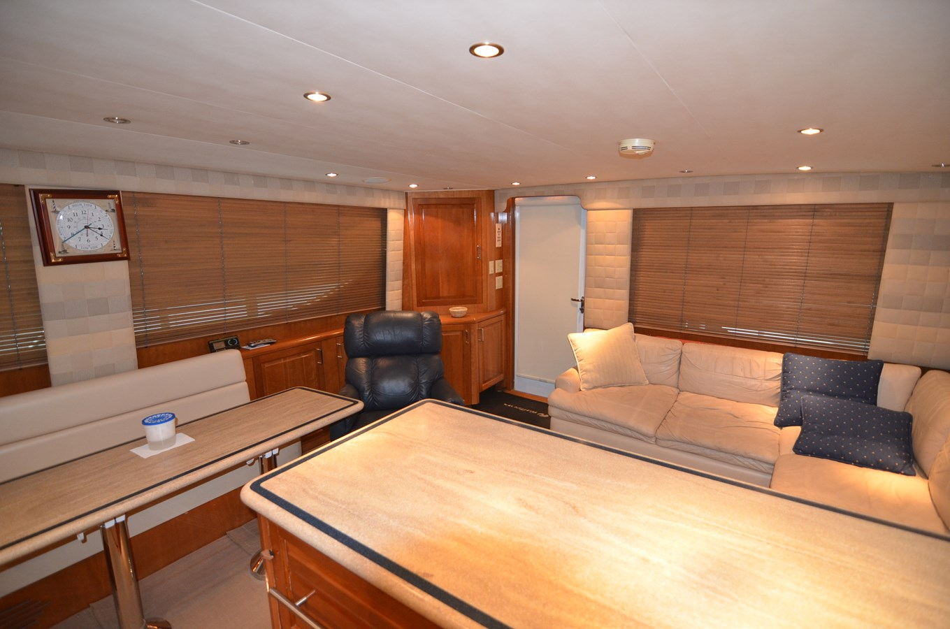 Galley Countertop - 55 HATTERAS For Sale