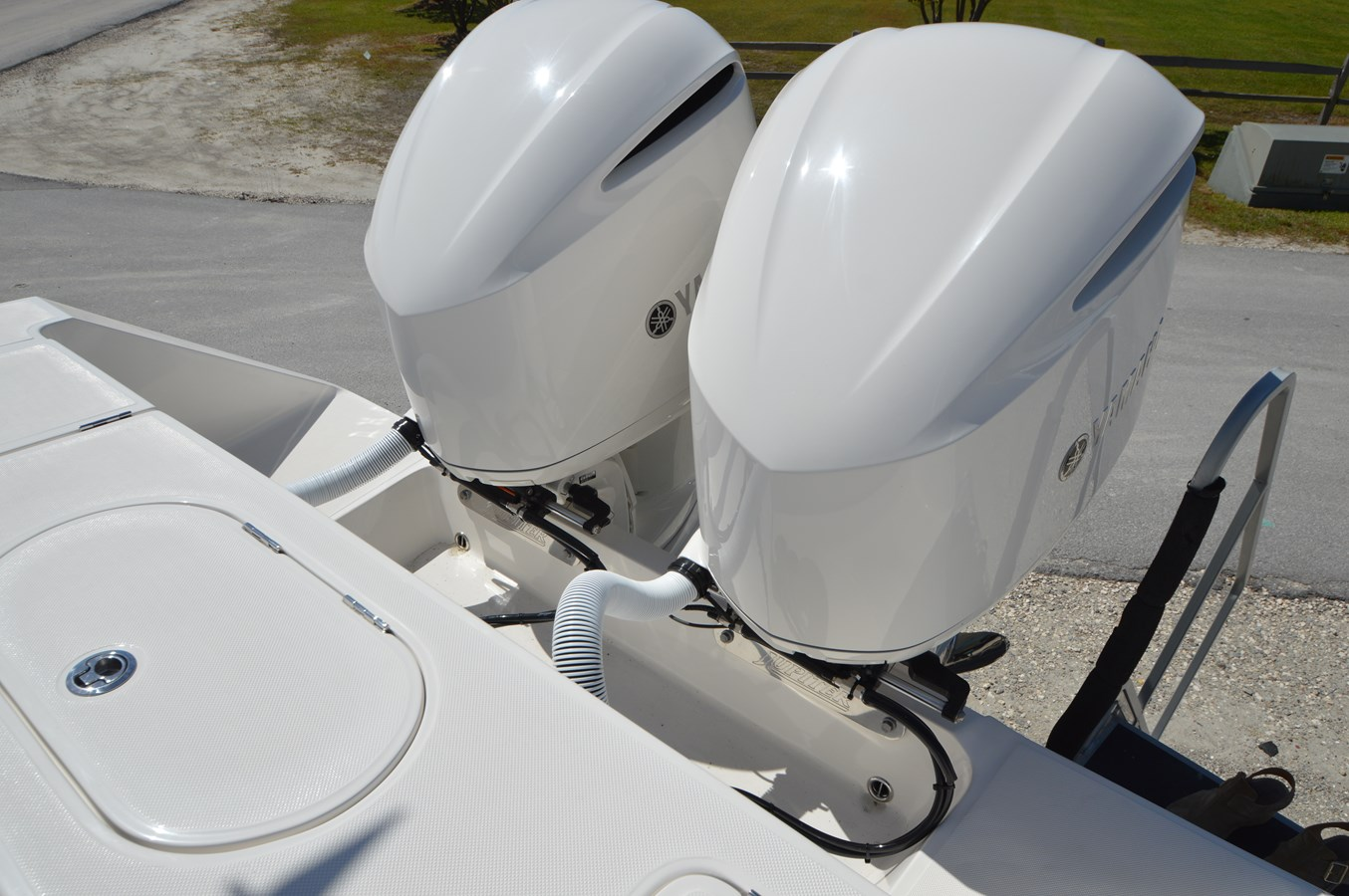 26 Jupiter Twin Yamahas - 26 JUPITER For Sale