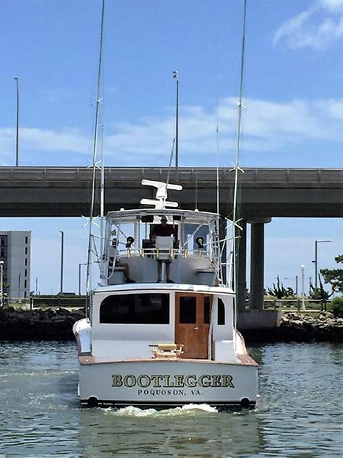 58 Bobby Sullivan - Stern - 58 Custom Carolina Bobby Sullivan For Sale