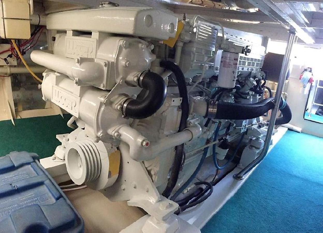 58 Bobby Sullivan - Stbd Engine - 58 Custom Carolina Bobby Sullivan For Sale