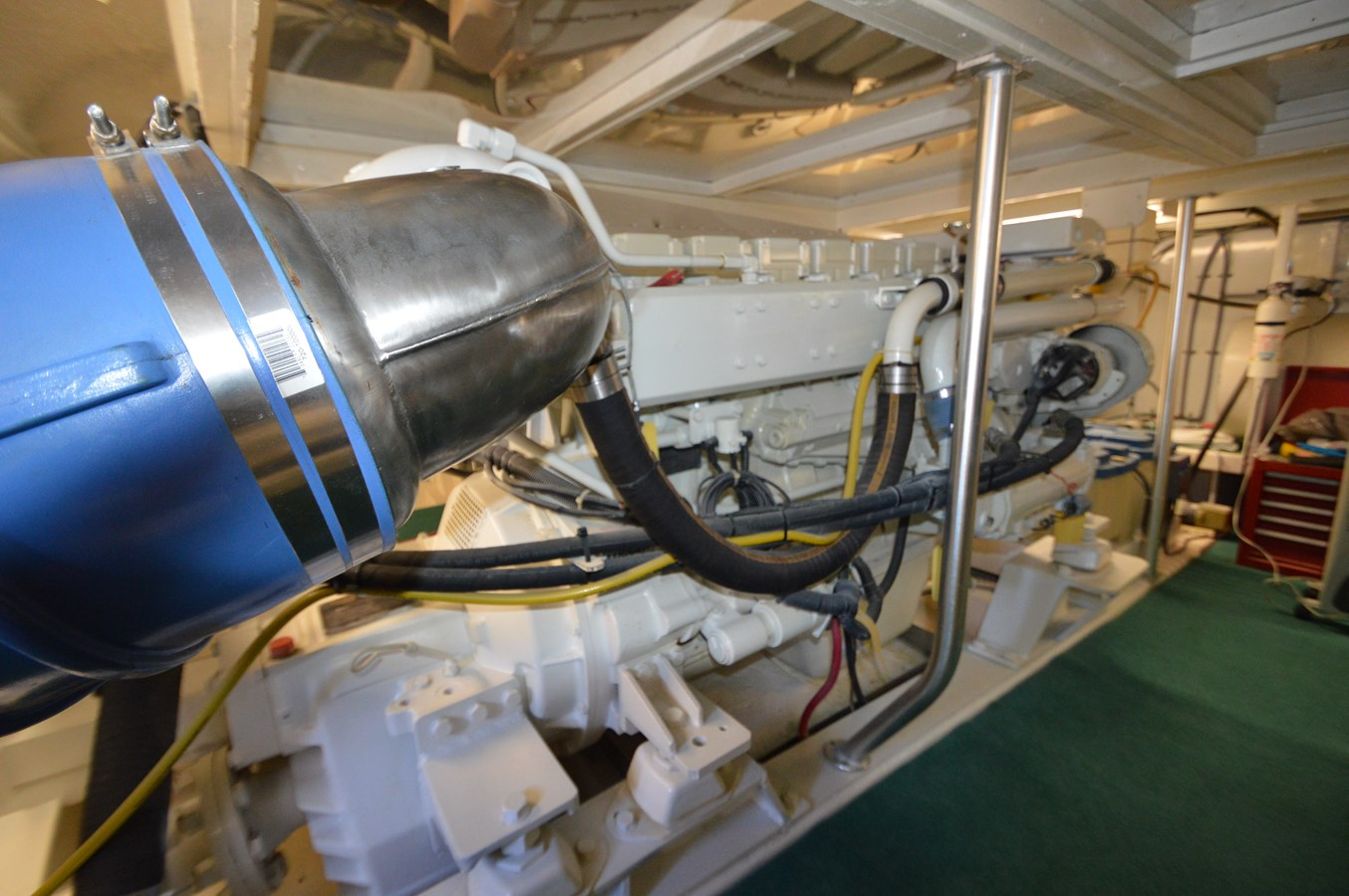 58 Bobby Sullivan - Port Engine Exhaust - 58 Custom Carolina Bobby Sullivan For Sale