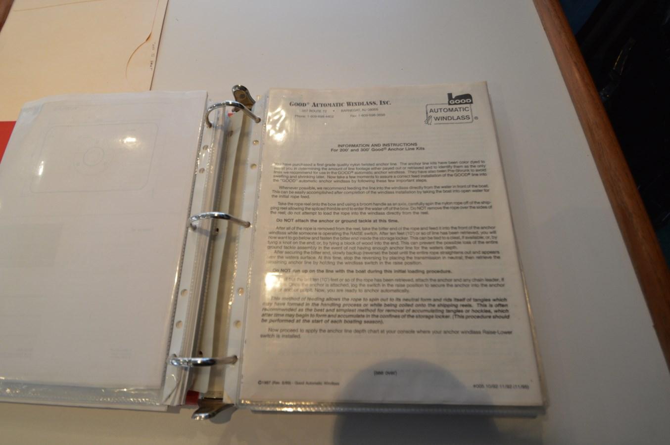 58 Bobby Sullivan - Windlass Manual - 58 Custom Carolina Bobby Sullivan For Sale