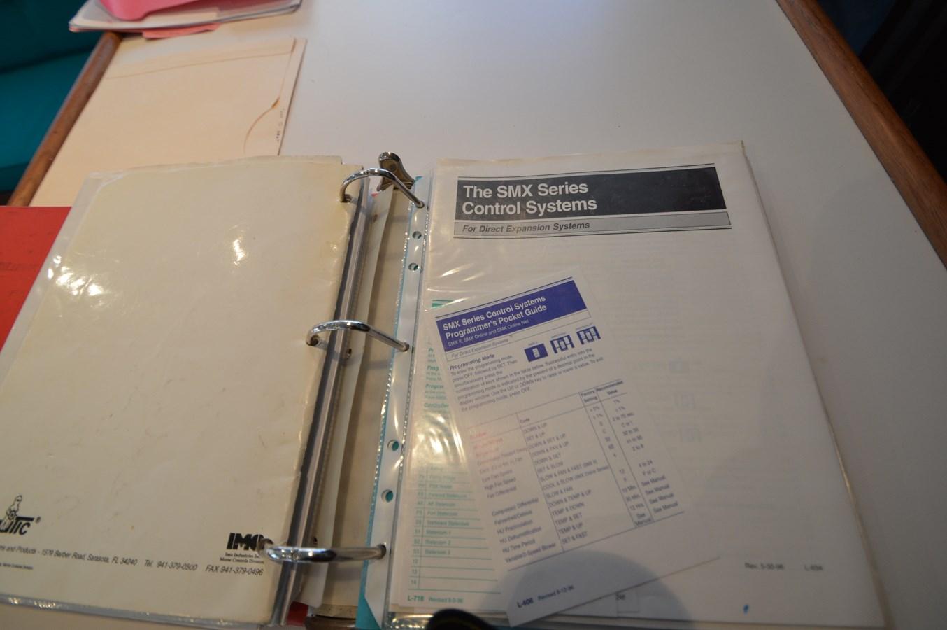 58 Bobby Sullivan - HVAC Control Manual - 58 Custom Carolina Bobby Sullivan For Sale