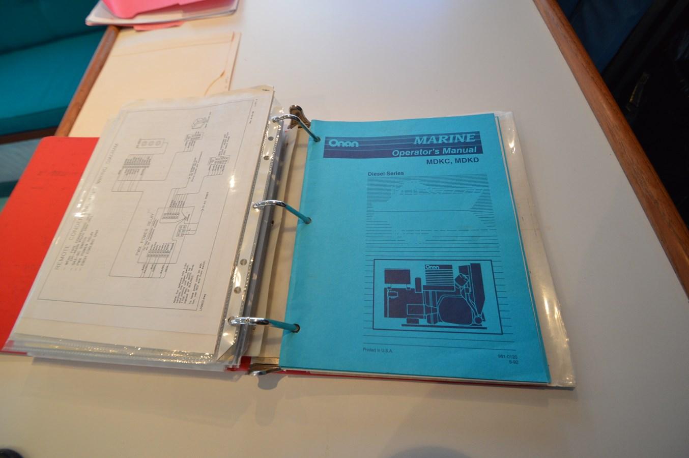 58 Bobby Sullivan - Generator Manual - 58 Custom Carolina Bobby Sullivan For Sale