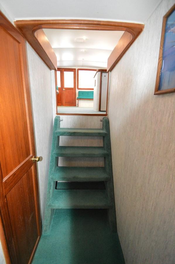 58 Bobby Sullivan - Hallway and Stairs - 58 Custom Carolina Bobby Sullivan For Sale