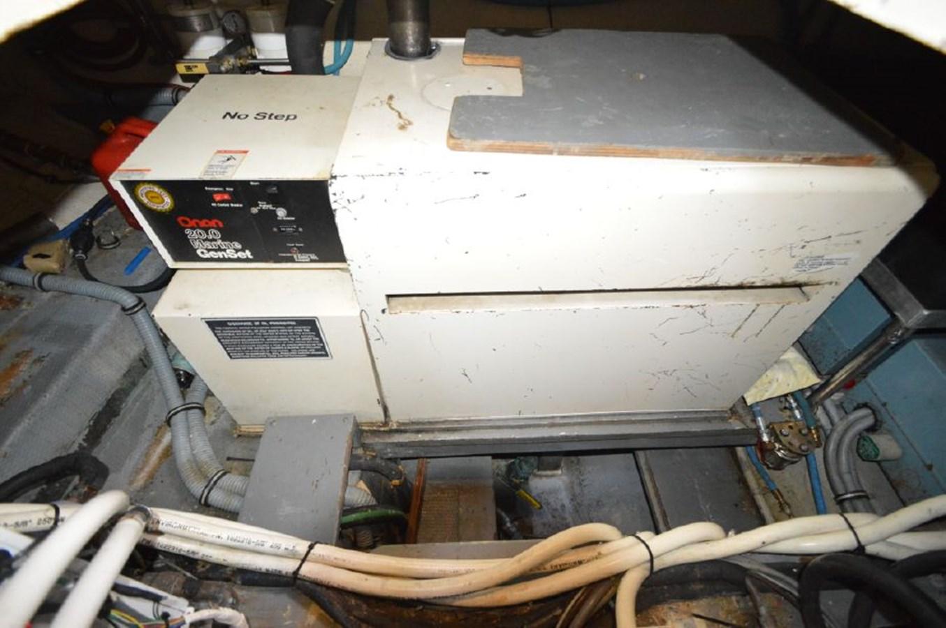 Generator - 54 HATTERAS For Sale