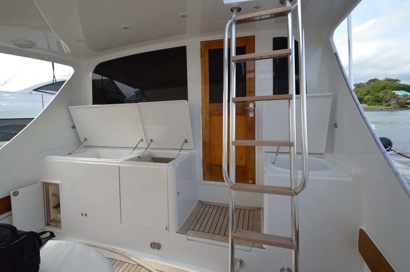 Cockpit - 58 BUDDY DAVIS For Sale