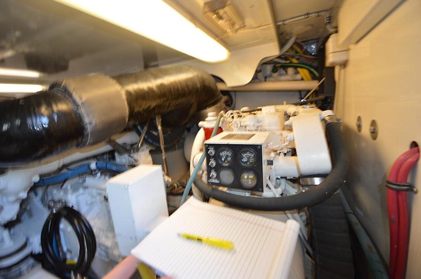 Engine Room - 58 BUDDY DAVIS For Sale
