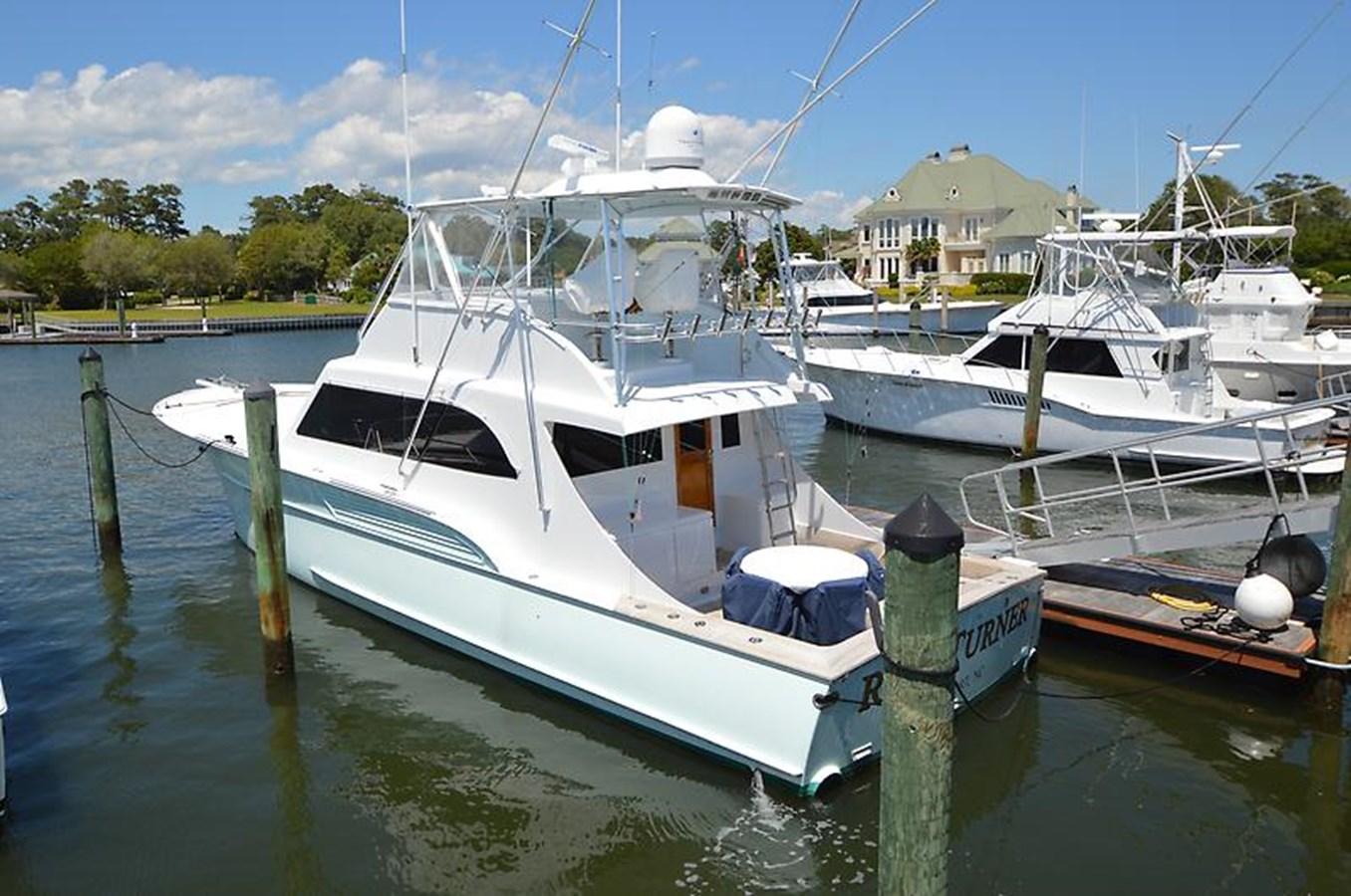 Port Profile - 58 BUDDY DAVIS For Sale