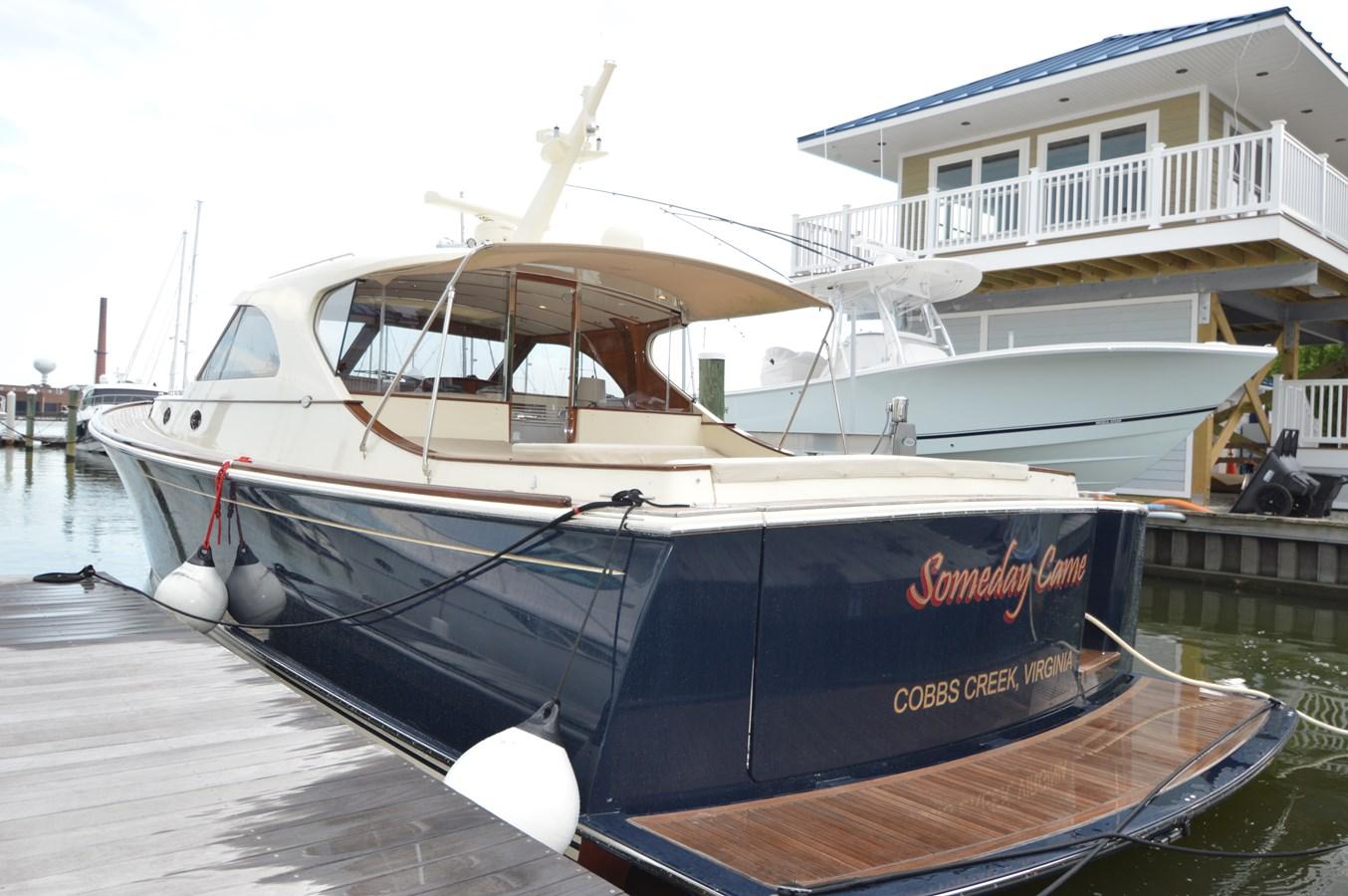 Port Stern - 48 SAN JUAN For Sale