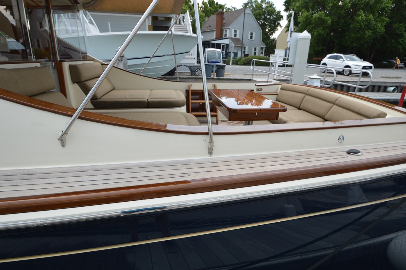 Hull Side - 48 SAN JUAN For Sale