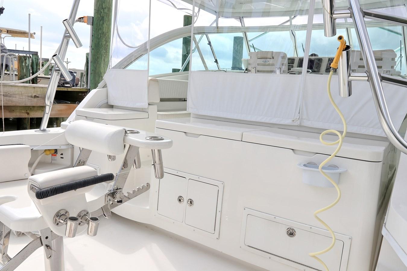 Cockpit - 36 ALBEMARLE For Sale