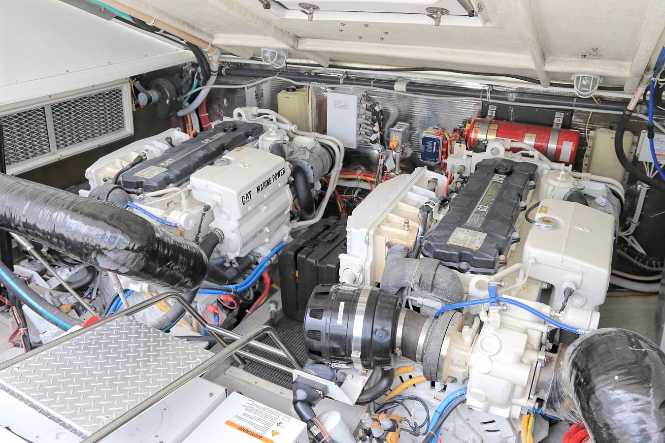 Engine Room - 36 ALBEMARLE For Sale