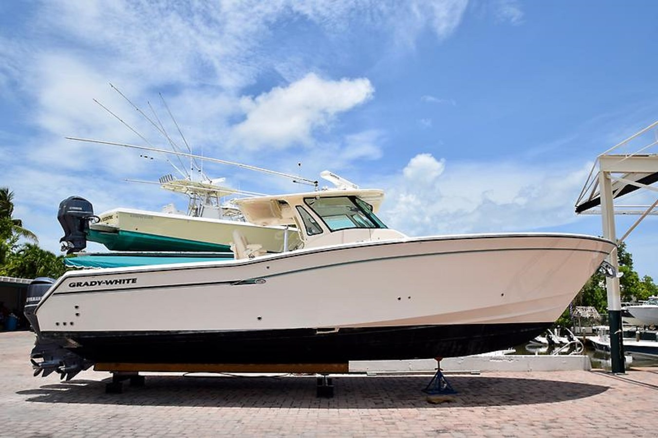 grady white 376 canyon 2015 for sale in key largo florida series and parallel circuits diagrams 2015 grady white 376 canyon