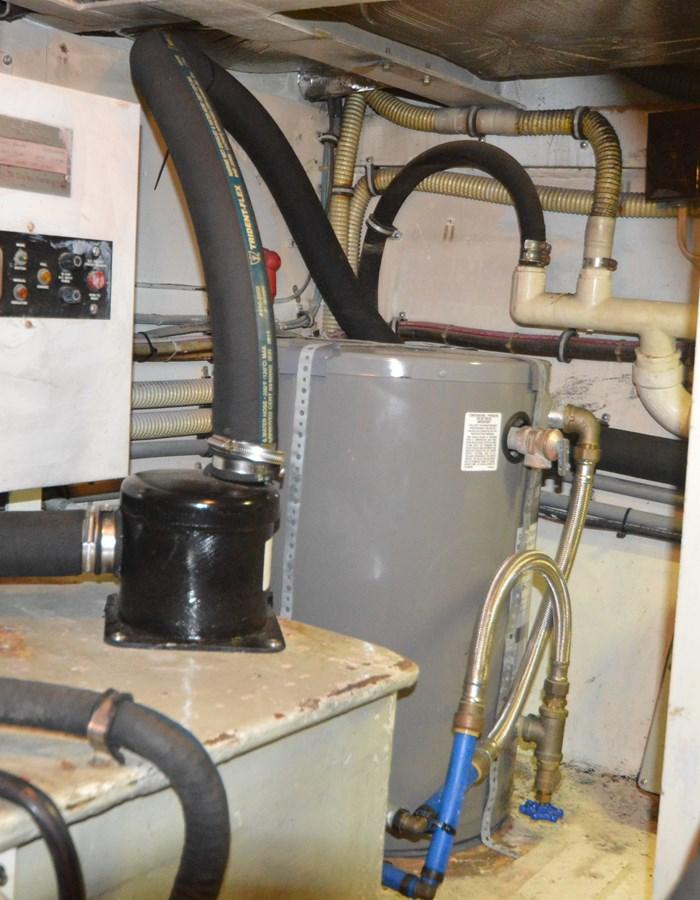 Engine Room - 47 BUDDY DAVIS For Sale