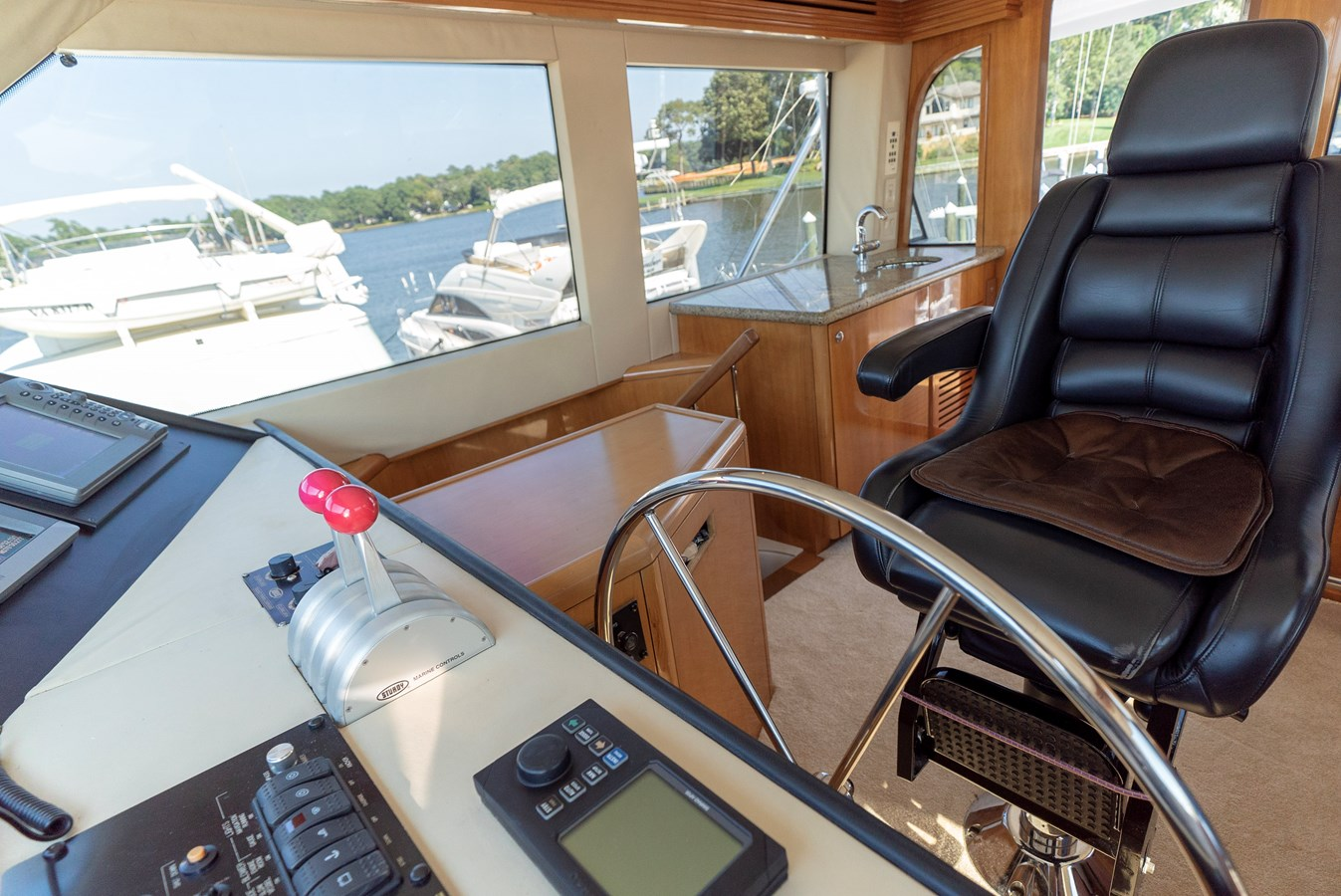 Helm - 70 HATTERAS For Sale