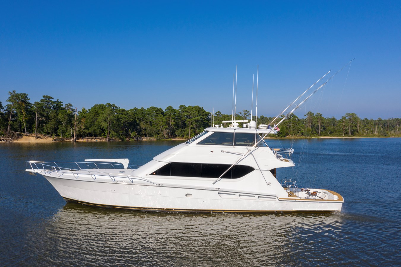 Profile - 70 HATTERAS For Sale