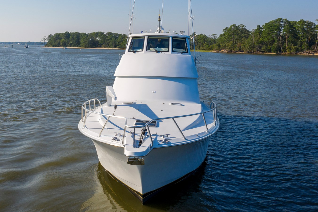 Bow - 70 HATTERAS For Sale