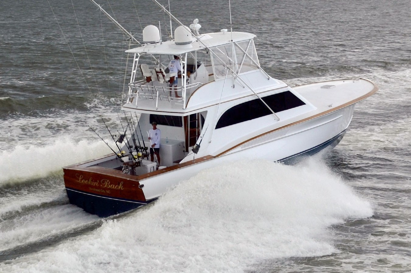 2004 58 JBBW Convertible - 58 JARRETT BAY For Sale