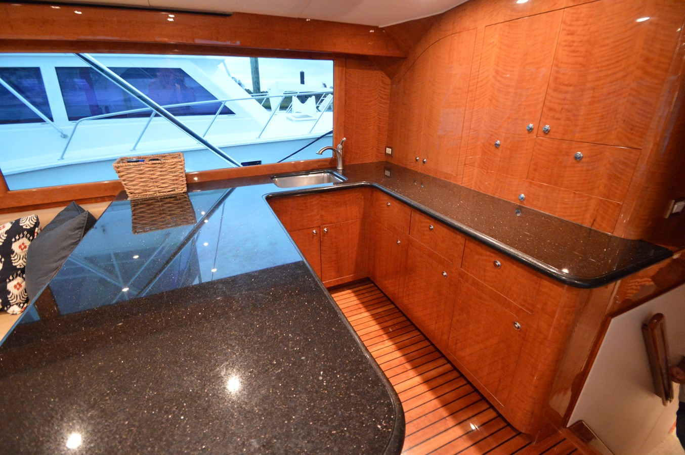 Galley Countertops - 58 JARRETT BAY For Sale