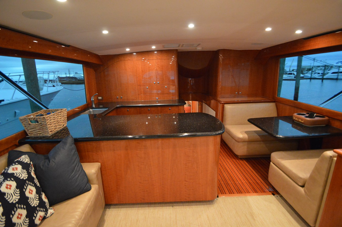Galley/Dinette - 58 JARRETT BAY For Sale
