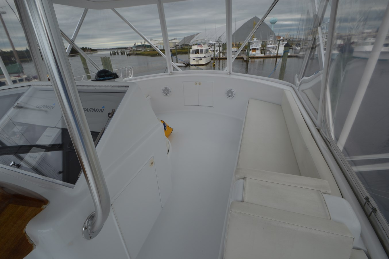 Bridge Seating - 58 JARRETT BAY For Sale