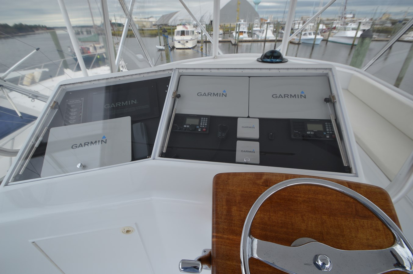Helm - 58 JARRETT BAY For Sale