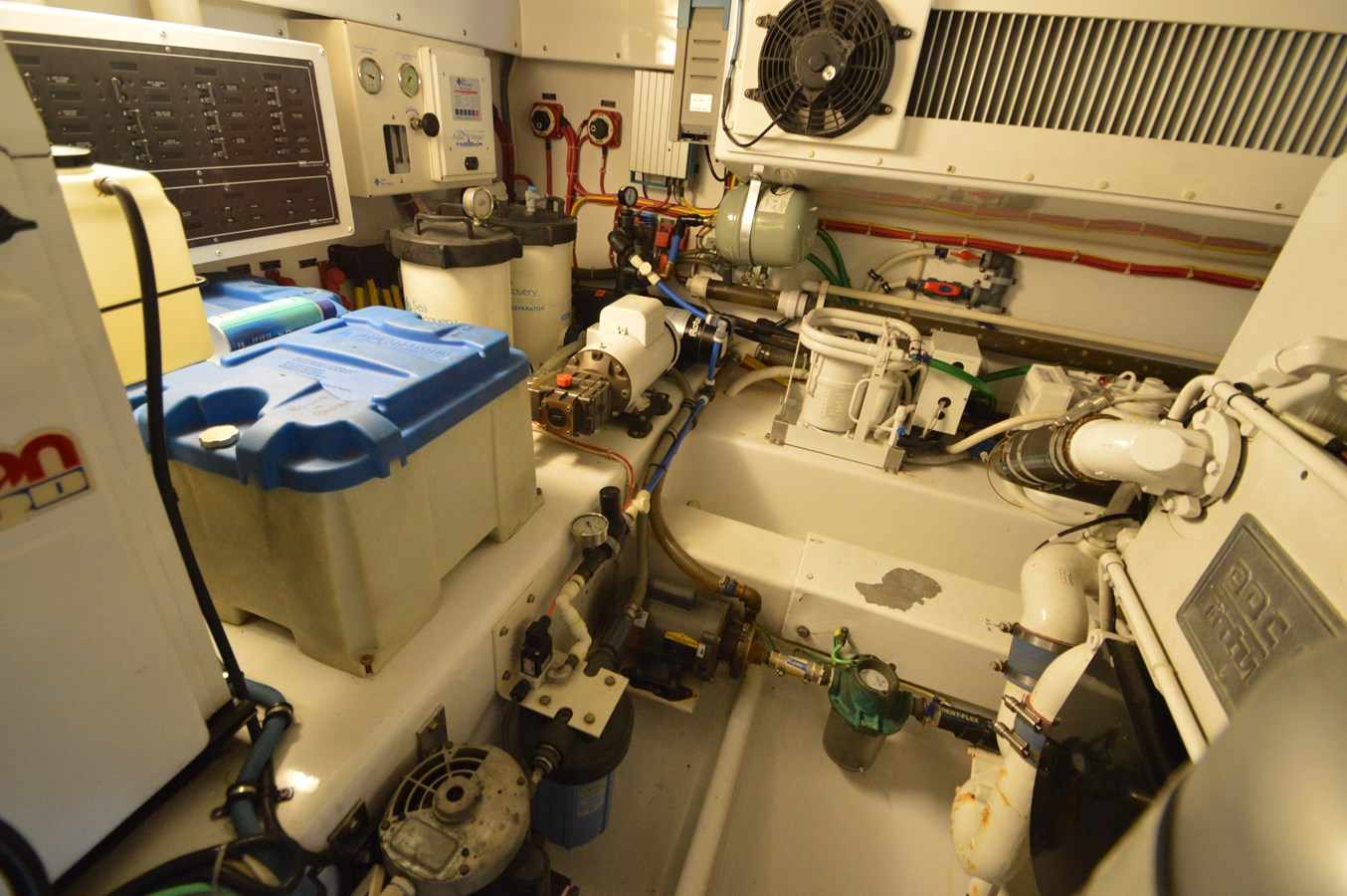 Engine Room - 58 JARRETT BAY For Sale