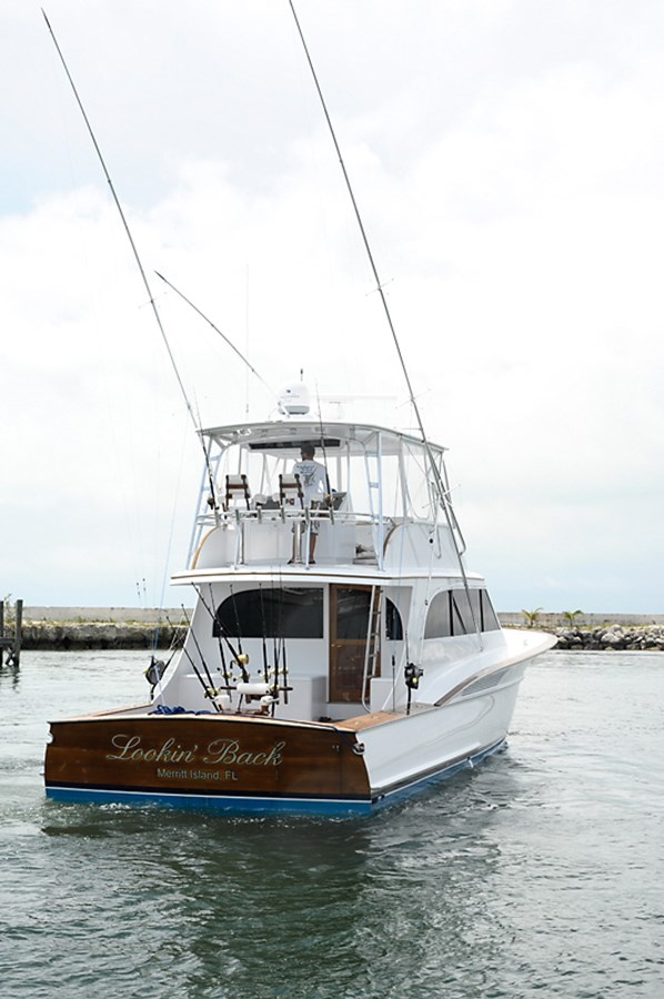 Stern - 58 JARRETT BAY For Sale