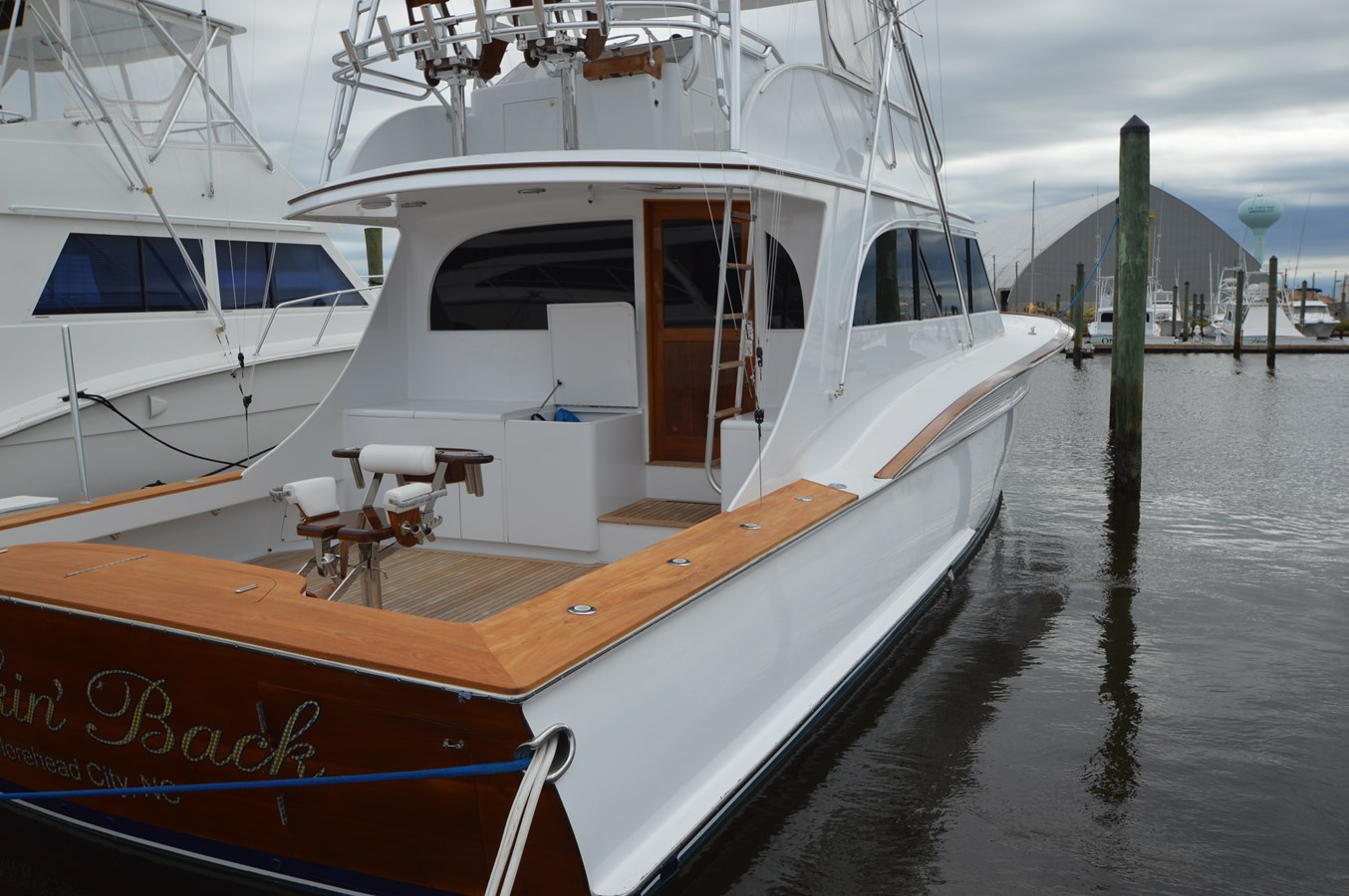 Stbd - 58 JARRETT BAY For Sale