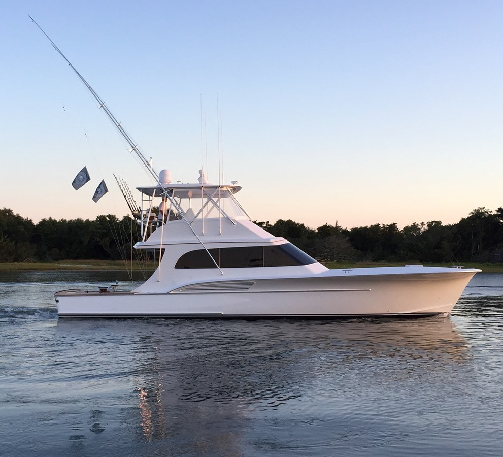 1999 54 JBBW Convertible - 54 JARRETT BAY For Sale